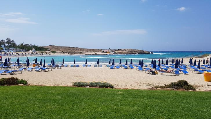 Cyprus Protaras Beaches