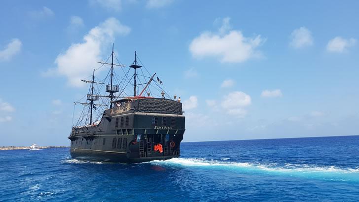 Cyprus Pirate Ship