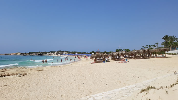 Cyprus Ayia Napa beaches